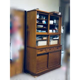 カリモクカグ(カリモク家具)の専用です。カリモク 食器棚 (キッチン収納)