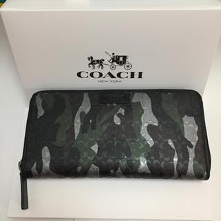 コーチ(COACH)の 新品🎀コーチ 長財布 定番人気‼️プレゼントにお勧め 即購入歓迎⭕️(財布)