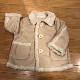 ムジルシリョウヒン(MUJI (無印良品))の無印良品 80 ムートンコート(ジャケット/コート)