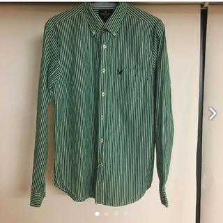 アメリカンイーグル(American Eagle)のアメリカンイーグル ボタンダウンシャツ(シャツ)