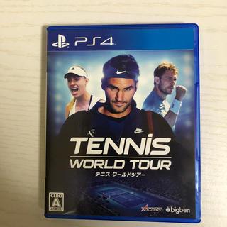 プレイステーション4(PlayStation4)のテニスワールドツアー(家庭用ゲームソフト)