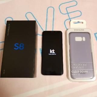 サムスン(SAMSUNG)のGalaxy S8 SIMフリー(スマートフォン本体)