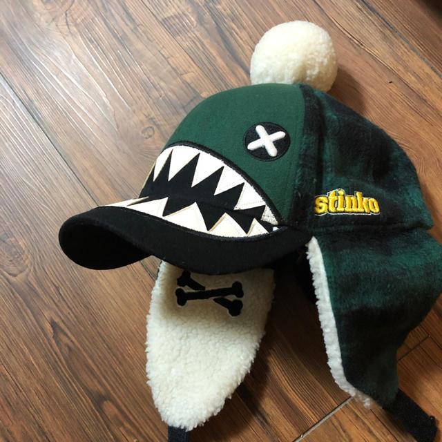 6f4f59c25bd5b NEW ERA(ニューエラー)の韓国人気ブランド Hatson キッズ✳︎elstinko キャップ 帽子
