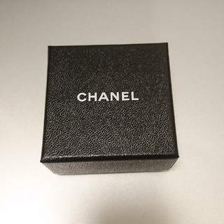 シャネル(CHANEL)のシャネル 空箱 (ピアス)(ショップ袋)