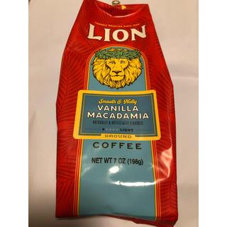 コナ(Kona)のライオンコーヒー バニラマカダミア (コーヒー)