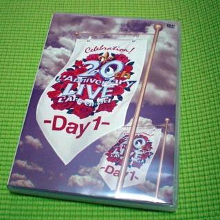 ラルクアンシエル(L'Arc~en~Ciel)のDVD 20th L'Anniversary LIVE -Day1- (ミュージック)