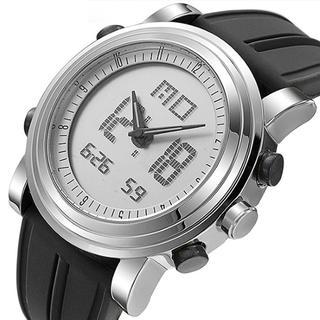 ☆数量限定☆ メンズ腕時計 スポーツ腕時計 LEDライトつき
