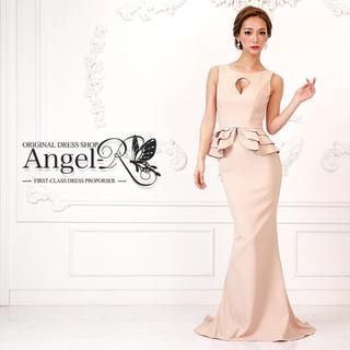 エンジェルアール(AngelR)のangelR ペプラムロングドレス(ナイトドレス)