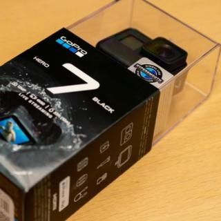 ゴープロ(GoPro)の長期保証 goPro HERO7 本体 BLACK CHDHX-701-FW(ビデオカメラ)