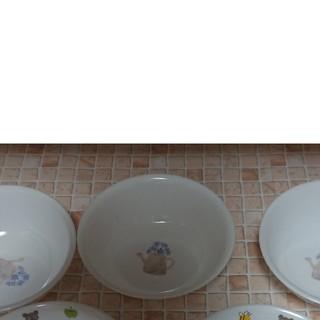 コレール(CORELLE)のコレールお皿 3枚(食器)