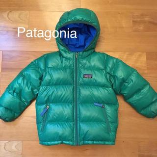 パタゴニア(patagonia)のPatagonia パタゴニア kidsダウン 3T(ジャケット/上着)