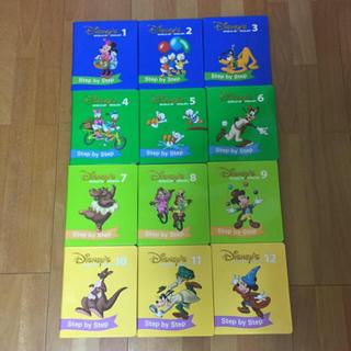 Disney - ディズニー英語システム DWE step by step DVD 24枚