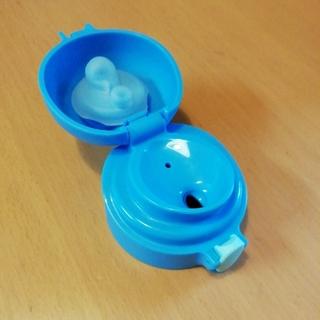 サーモス(THERMOS)の子ども用水筒の口 サーモス THERMOS(水筒)