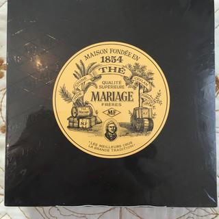 新品 マリアージュフレール マルコポーロ ルージュ ノンカフェイン 紅茶 (茶)