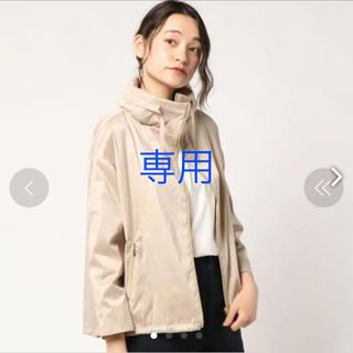 アナイ(ANAYI)のアナイ 36  シャンブレータフタフードジャケット(ナイロンジャケット)