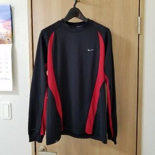 ナイキ(NIKE)のNIKE ロングTシャツ(Tシャツ/カットソー(七分/長袖))