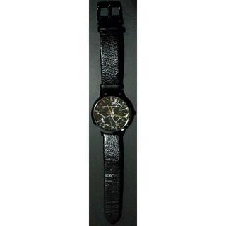 クリスチャンポー(CHRISTIAN PEAU)のCHRISTIAN PEAU マーブル時計(腕時計(アナログ))