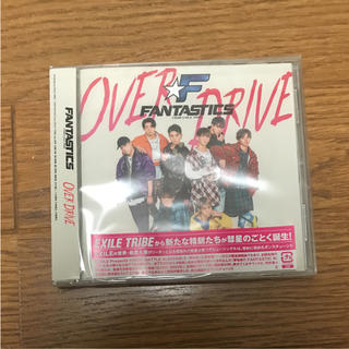 OVER DRIVE CD(ポップス/ロック(邦楽))
