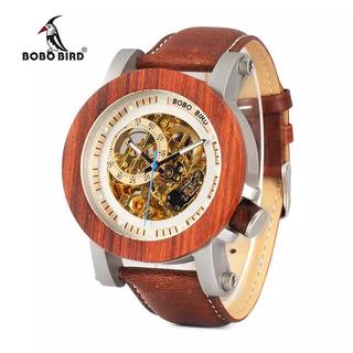 【クリスマスプレゼント!】BOBO  BIRD  自動巻腕時計!