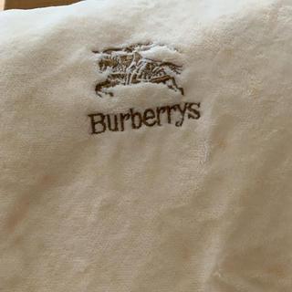 バーバリー(BURBERRY)のBurberryコットンシーツ(シーツ/カバー)