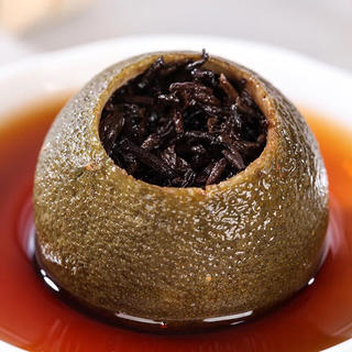 ♠︎ 中国 茶 小青柑(茶)
