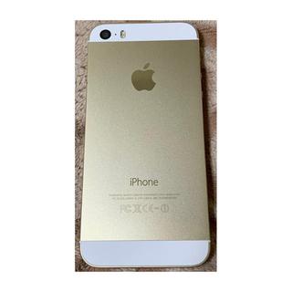 アップル(Apple)のiPhone5s 32GB 本体(スマートフォン本体)