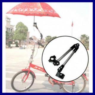 【数量限定】ベビーカー 自転車 傘スタンド 傘立て 傘ホルダーブラック