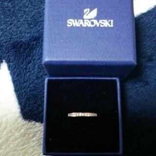 スワロフスキー(SWAROVSKI)のスワロフスキーのリング11号(リング(指輪))