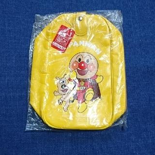 アンパンマン(アンパンマン)の新品未使用!アンパンマン シューズバッグ 上履き袋 黄色(シューズバッグ)
