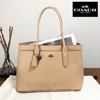 コーチ(COACH)の送料無料 極美品 コーチ トートバッグ ビジネスバッグ 24218 M019(トートバッグ)