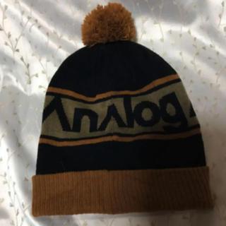アナログクロージング(Analog Clothing)のニット帽 analog(ニット帽/ビーニー)
