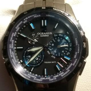 CASIO - CASIO OCEANUS OCW-S1400 腕時計 ソーラー電波