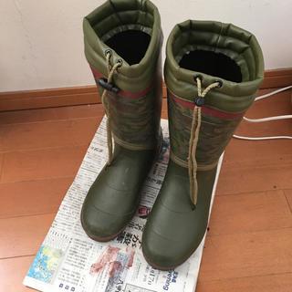キッズスノー長靴(長靴/レインシューズ)