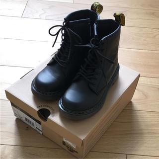 ドクターマーチン(Dr.Martens)の新品同様☆ドクターマーチン ブーツ&アニエス・ベーレインポンチョ☆(ブーツ)