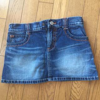 エドウィン(EDWIN)の女子 ミニスカート(スカート)