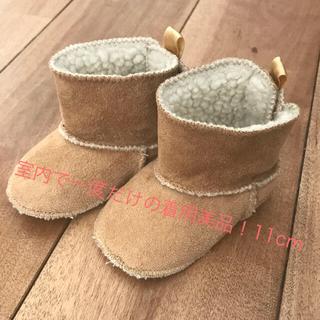 ベビーギャップ(babyGAP)のムートンブーツ ベビー 11cm(ブーツ)