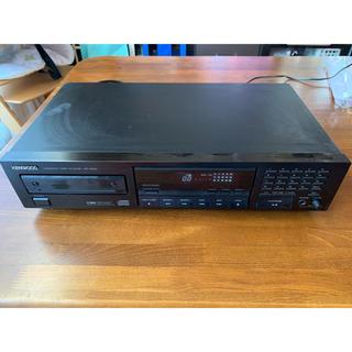 ケンウッド(KENWOOD)のKENWOOD CDプレイヤー DP-3010(ジャンク品)(ポータブルプレーヤー)
