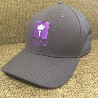 ナイキ(NIKE)のNYU(New York University) college キャップ(キャップ)