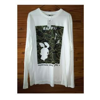 シマムラ(しまむら)のしまむら × RAPPY 長袖Tシャツ 迷彩(Tシャツ/カットソー(七分/長袖))