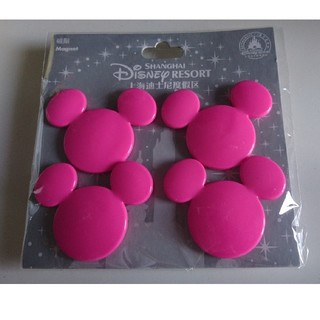 Disney - 上海ディズニー マグネットクリップ