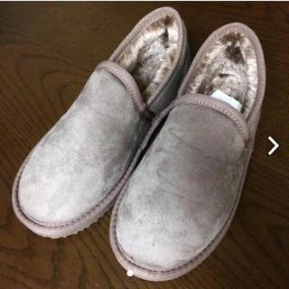 アースミュージックアンドエコロジー(earth music & ecology)の新品未使用 アースミュージックエコロジー ムートン靴(ブーツ)