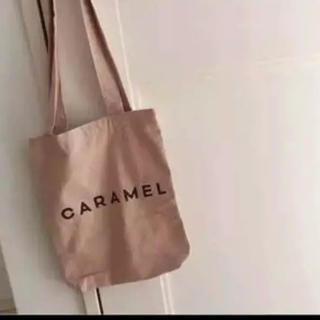 キャラメルベビー&チャイルド(Caramel baby&child )のcaramel ノベルティ トートバッグ(トートバッグ)