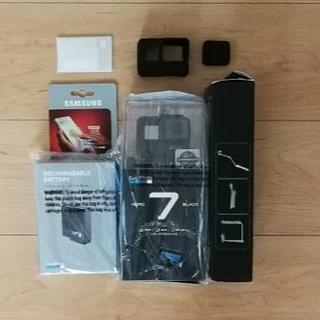 ゴープロ(GoPro)の新品セットGoPro HERO7 BLACK(ビデオカメラ)