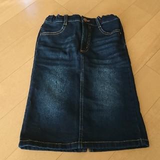 ジーユー(GU)のGU ガールズスカート130(スカート)