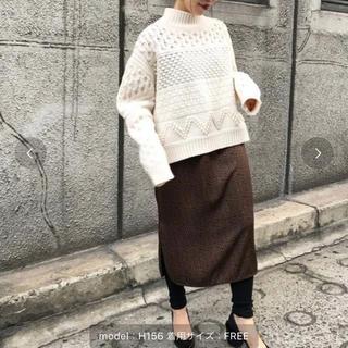 カプリシューレマージュ(CAPRICIEUX LE'MAGE)のスカート(ひざ丈スカート)