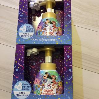ディズニー(Disney)の2点❤️新品*ディズニー  ミッキー ハンドソープ ビオレ (ボディソープ / 石鹸)