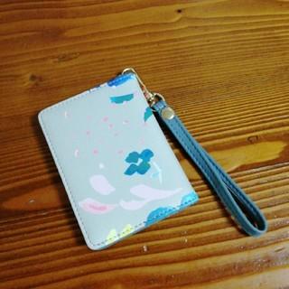 プードゥドゥ(POU DOU DOU)の新品未使用☆パスケース カードケース(パスケース/IDカードホルダー)