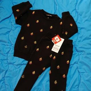 ヒステリックミニ(HYSTERIC MINI)の刺繍セトア90(ジャケット/上着)