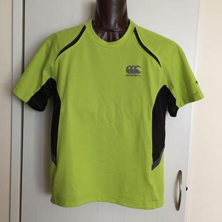 カンタベリー(CANTERBURY)のcanterbury カンタベリー 半袖 Tシャツ クルーネック メンズ(ラグビー)