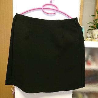 GU - 新品‼️GU ブラックミニスカート